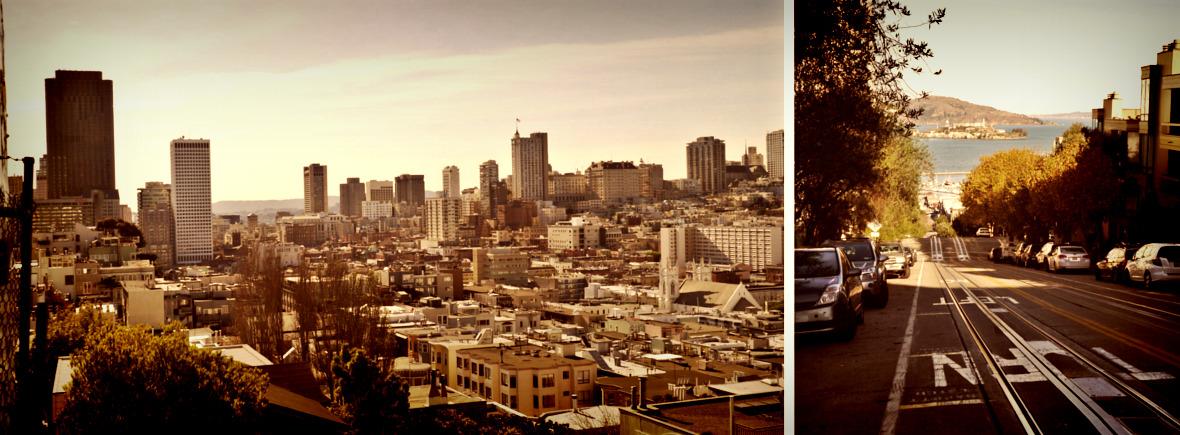Découvrir San Francisco