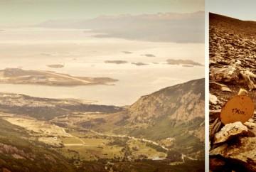 Terres de feu Patagonie